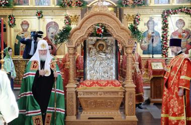 Слово Святейшего Патриарха Кирилла в день памяти св. вмч. Георгия Победоносца