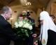 В Храме Христа Спасителя состоялся прием по случаю празднования Дня славянской письменности и тезоименитства Святейшего Патриарха Кирилла