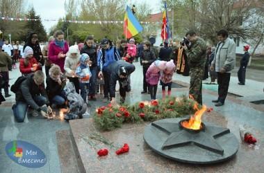Марш памяти прошел в Михайловке