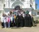 В Дубовском Свято-Вознесенском монастыре прошел престольный праздник