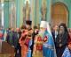 Божественная литургия в Казанском соборе (17 мая 2015 года)