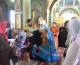 Божественная литургия в Казанском соборе (10 мая 2015 года).