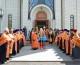 16 мая 2015 года митрополит Волгоградский и Камышинский Герман возглавил торжественную церемонию встречи мощей святого великомученика Георгия Победоносца