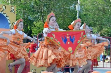 Завершился фестиваль «Славянская мозаика», посвященный Дню славянской письменности и культуры