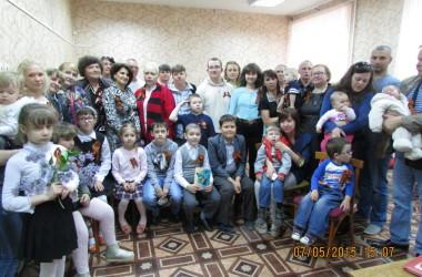 Праздник-беседа «Никто не забыт ничто не забыто» прошел в Волгоградской детской библиотеке №18