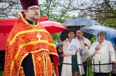 Мероприятия в память о погибших в годы Великой Отечественной войны прошли в Калачевской епархии Волгоградской митрополии