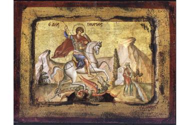 11 мая 2015 года Москва проводила ковчег с Десницей великомученика Георгия Победоносца