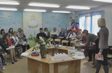 В Калачевской епархии Волгоградской митрополии начали работу ежегодные образовательные Кирилло-Мефодиевские чтения