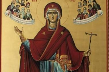 В волгоградском храме можно будет поклониться афонской иконе Пресвятой Богородицы