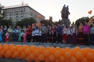 В рамках празднования Дня славянской письменности и культуры в Волгограде прошел фестиваль «Славянская мозаика»