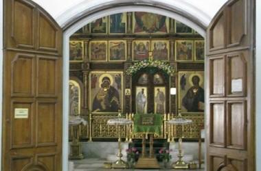 Воспитанники центра «Лествица» побывали на экскурсии в Свято-Сергиевском храме