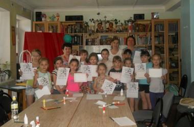В культурно-просветительском центе Калачевской епархии Волгоградской митрополии прошло занятие, посвященное почитанию родителей
