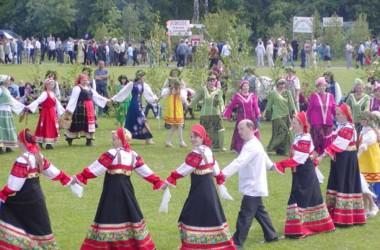 Фольклорно-этнографический праздник «Троица. Православная провинция» прошел в Волгоградской области