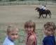 Учащиеся воскресной школы Никольского кафедрального собора города Камышина побывали на ипподроме