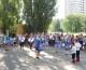 Троицкие гуляния прошли в одном из парков города Волжского