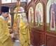 Божественная литургия в храме Всех святых на Мамаевом кургане (7 июня 2015 года)