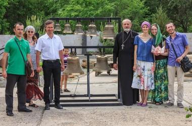 В Волгоградской епархии завершился фестиваль колокольного звона