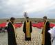 В День памяти и скорби на мемориальном кладбище в Россошках состоялось перезахоронение останков защитников Сталинграда