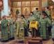 17 июля 2015 года митрополит Волгоградский и Камышинский Герман совершил Всенощное бдение в Свято-Духовом монастыре