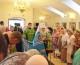 18 июля 2015 года митрополит Волгоградский и Камышинский Герман совершил Божественную литургию в храме прп. Сергия Радонежского