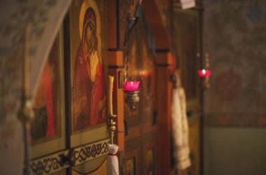 Госпожа Богородица и молебные каноны