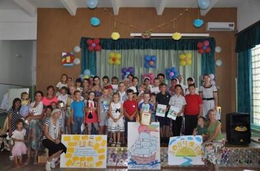Завершилась смена семейного летнего лагеря православного центра «Лествица»