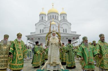 Слово Святейшего Патриарха Кирилла в день памяти преподобного Серафима Саровского