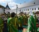 Проповедь Святейшего Патриарха Кирилла после Литургии в Саввино-Сторожевском монастыре