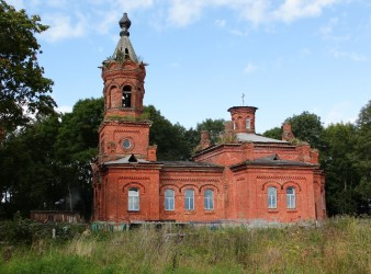 Красная церковь и дядя Женя