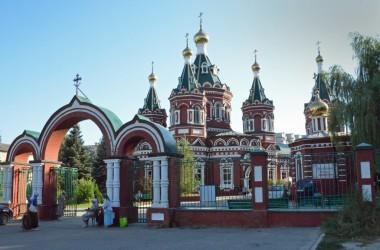 8 августа митрополит Волгоградский и Камышинский Герман совершил Всенощное бдение в Казанском соборе
