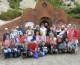 Завершилась вторая смена детского летнего лагеря при храме святого праведного Иоанна Кронштадтского