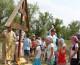 Воспитанники воскресной школы прихода храма св.пр.Иоанна Кронштадтского побывали на месте обретения мощей священномученика  Николая Попова