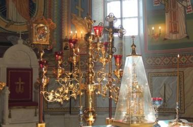 В день 110-летия преставления игумени Арсении(Себряковой) в Усть-Медведицком Спасо-Преображенском монастыре состоялось богослужение