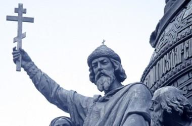 Игумен Христофор (Казанцев), настоятель Свято-Владимирского храма: Память святого равноапостольного князя Владимира должна почитаться всенародно