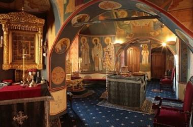 Монастырь – средоточие прошлого, настоящего и будущего