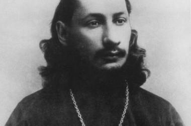 В общении с Флоренским (М. В. Юдина и священник Павел Флоренский)