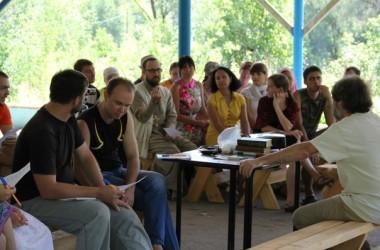 В летней школе для православной молодежи начались занятия
