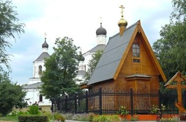 В День Волгоградского казачьего округа в Иоанно-Предтеченском храме прошли торжества