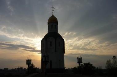 В день Владимирской иконы Божией Матери в часовне Мамаевом кургане совершена панихида