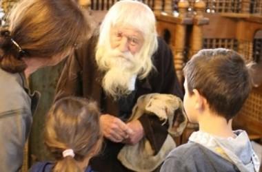 На престольный праздник в Рыльский монастырь пришел старец Добри Добрев