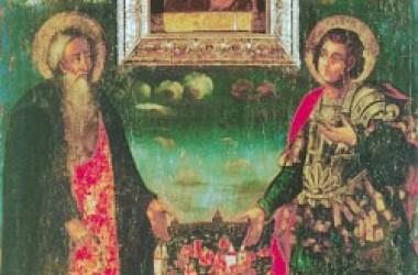 3 сентября — память преподобного Авраамия Смоленского, проповедника покаяния и грядущего Страшного Суда