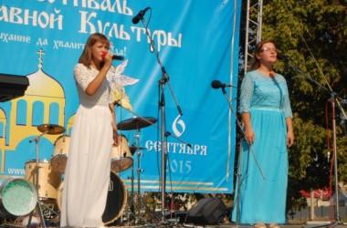 В селе Лог Иловлинского района Волгоградской области прошел XI фестиваль православного искусства «Всякое дыхание да хвалит Господа»