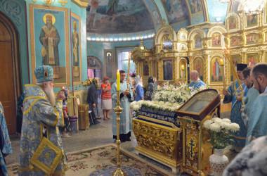 29 августа митрополит Волгоградский и Камышинский Герман совершил Всенощное бдение в Казанском соборе