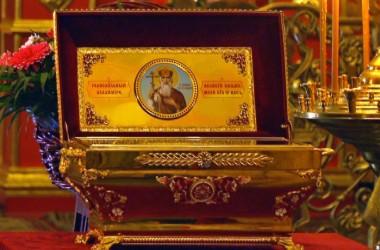 Жители Сибири и Дальнего Востока смогут поклониться мощам святого князя Владимира