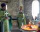 Первый престольный праздник прошел в новом поселковом храме во Фроловском районе