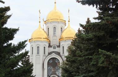 Волгоградскую епархию посетила делегация из Румынии