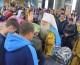 11 октября 2015 года митрополит Волгоградский и Камышинский Герман совершил Божественную литургию в Казанском соборе