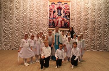 В Краснооктябрьском районе Волгограда прошли праздничные мероприятия, посвященные Покрову Пресвятой Богородицы