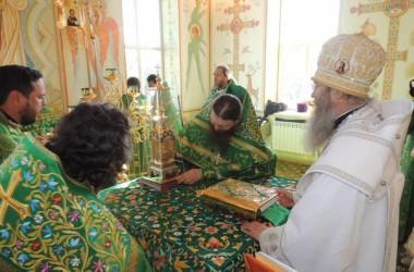 В городе Серафимович состоялось освящение Свято-Троицкого храма