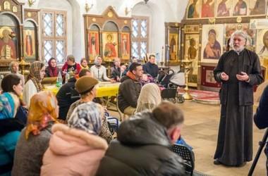 Протоиерей Алексий Уминский: Человек в храм приходит не к прокурору, не к начальнику, не к волшебнику – а к своему Отцу